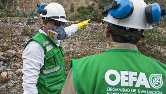 OEFA publicó normas para impulsar buenas prácticas ambientales