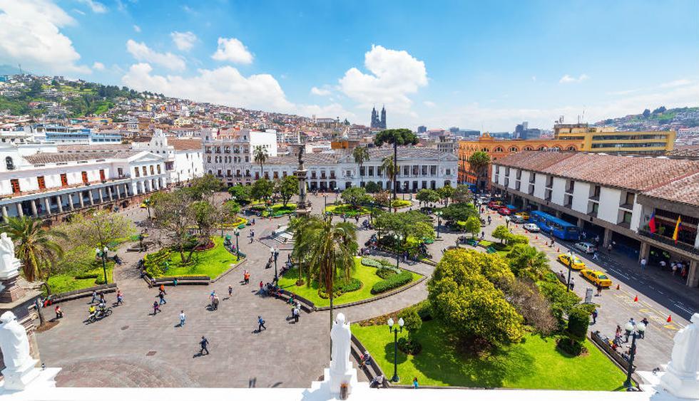 Explora la Plaza de la Independencia y toma desayuno en la Dulcería Colonial desde US$4. Foto: Shutterstock