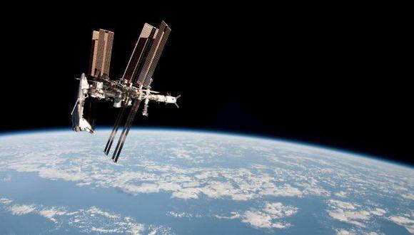 Estación espacial pierde fuente de poder por cortocircuito