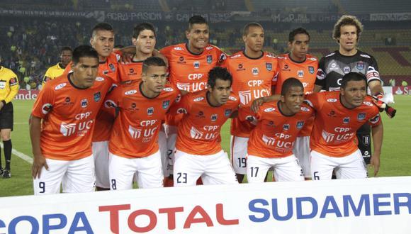 Sudamericana: ¿Contra qué equipo y cuándo jugará César Vallejo?
