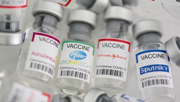 Las vacunas vienen inmunizando a millones de personas en el mundo, pero las dosis no llegan de manera equitativa a los países en desarrollo. REUTERS/Dado Ruvic/Illustration/File Photo