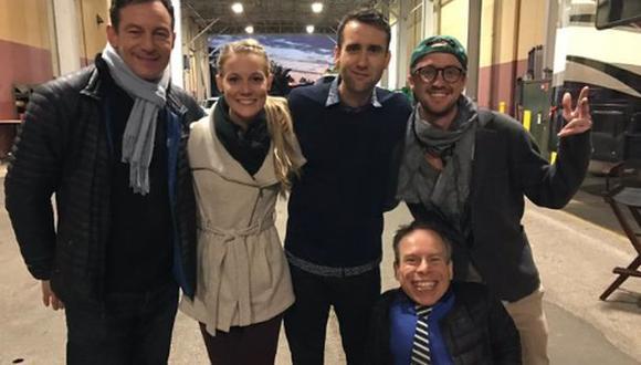Jason Isaacs compartió su reunión con elenco de Harry Potter