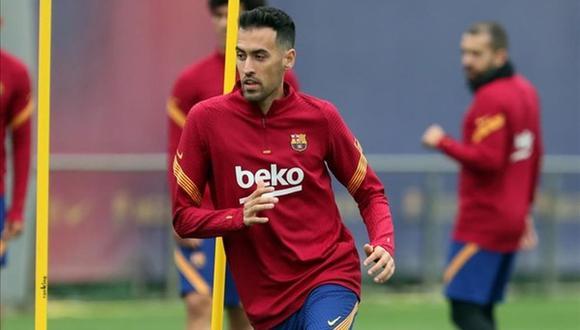 Sergio Busquets se perderá dos partidos con Barcelona. (Foto: Barcelona)