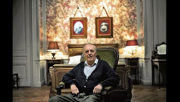 Argento, a los 78 años, sigue buscando extender su leyenda en el cine con The sandman.
