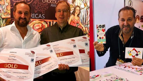 Chocolate peruano fue elegido el mejor del Mundo 2019 en el International Chocolate Award. (Foto: Difusión)