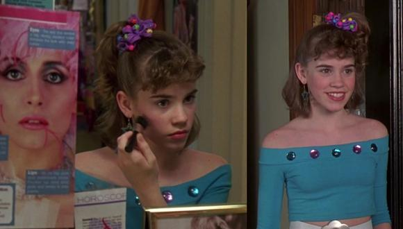 """Christa Allen dio vida al personaje de 'Jenna Rink' en su etapa adolescente en la inolvidable película """"Si tuviera 30"""". Hace unos días, conquistó las redes sociales luego de revivir un icónico outfit que lució en la cinta del 2004. (FOTOS: Difusión)"""