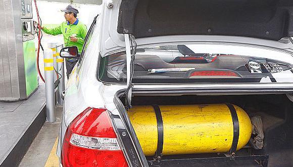 Osinergmin: El FISE financiará conversión de vehículos a GNV