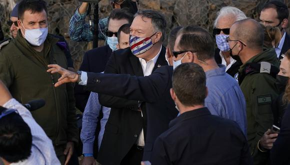 El secretario de Estado de Estados Unidos, Mike Pompeo. (Foto: AP)