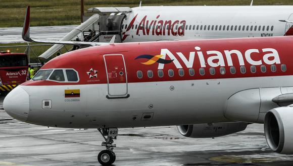La deuda de Avianca vencía en 2020. (Foto: AFP)