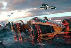 MCLExtreme: el monoplaza que McLaren planea lanzar en el 2050 | VIDEO