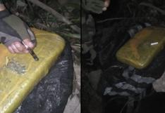Huánuco: PNP descubre centro de acopio y encuentra más de 130 kilos de marihuana