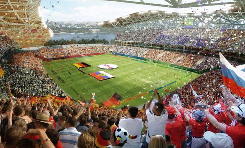¿Cuánto costaría asistir al mundial de fútbol Rusia 2018?