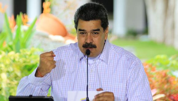 Hasta el momento, Nicolás Maduro no tiene planes de posponer las elecciones. (Foto: AFP)