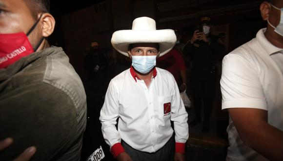 Otras agrupaciones han mostrado su respaldo al candidato de Perú Libre, Pedro Castillo. (Foto: GEC)