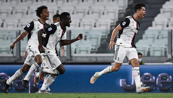 Juventus vs. Lyon por Champions League: el italiano, con Cristiano Ronaldo, recibirá al conjunto francés por la vuelta de los octavos de final. (Foto: AFP)