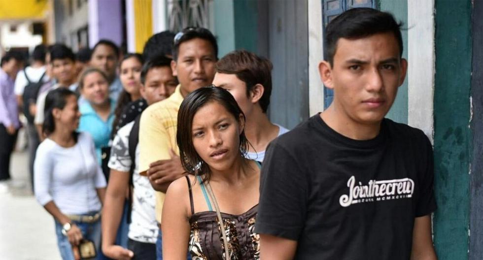 OIT: Uno de cada cinco jóvenes en América Latina busca empleo y no lo encuentra