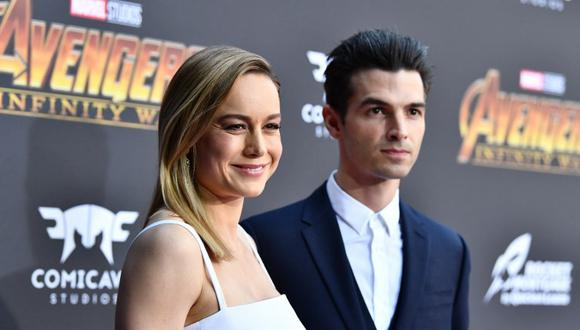 ¿Brie Larson canceló su compromiso con Alex Greenwald tras casi 3 años de noviazgo? (Foto: AFP)