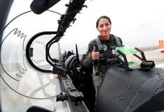 Génesis Díaz, la única alférez que se graduó en la promoción 2020 de pilotos de la FAP