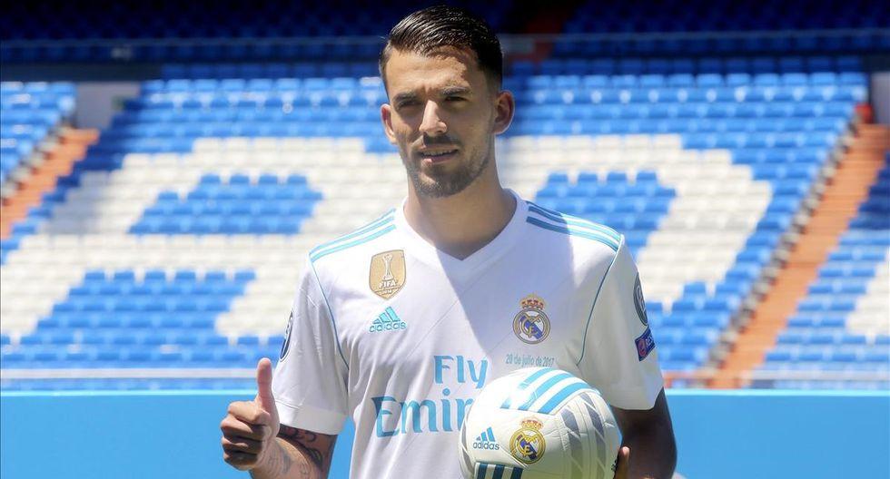 Dani Ceballos, del Real Madrid, tiene una cláusula de rescisión de 500 millones de euros. (Foto: AFP/Reuters)