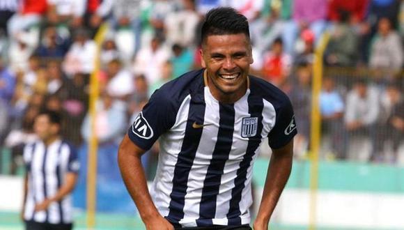 Janio Pósito anotó el 1-0 en el Alianza Lima vs. Binacional en el marco de la última fecha del Torneo Clausura. El encuentro se desarrolló en el Estadio 25 de Noviembre (Foto: USI)