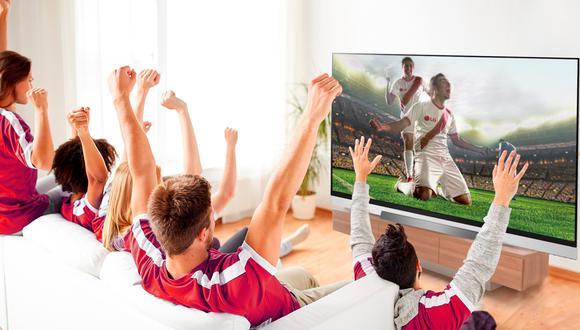 Gracias al Mundial Rusia 2018 se incrementaron notablemente las ventas de televisores. (Foto: difusión).