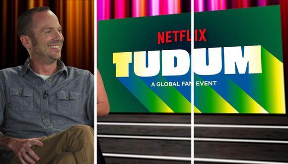 """""""TUDUM: Un evento global para fans de Netflix"""" se llevó a cabo este 25 de septiembre . (Foto: Netflix)"""