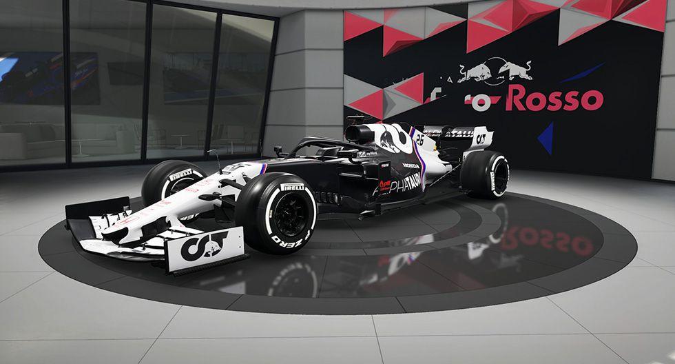 7. El segundo equipo de Red Bull cambió su nombre nuevamente. Atrás quedó Toro Rosso para dar lugar a la escudería AlphaTauri.