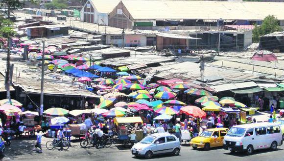 Riesgo se mantiene en mercado de Piura pese a desalojo