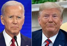 """Joe Biden arremete contra Trump por manejo del coronavirus: """"Lo sabía y no hizo nada. Eso es casi criminal"""""""