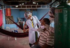 Brasil vuelve a registrar más de 1.300 muertos por coronavirus en un día