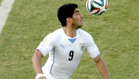 FIFA abre procedimiento disciplinario a Luis Suárez por mordida