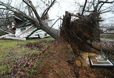 Fuertes tormentas en el sureste de Estados Unidos dejan al menos 11 muertos   FOTOS