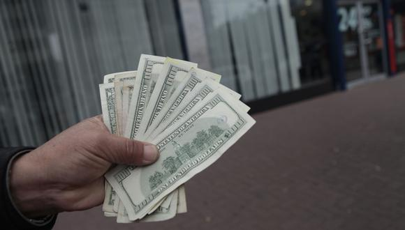 El tipo de cambio en México cerró en la jornada previa en 19.22 pesos mexicanos por dólar. (Foto: GEC)