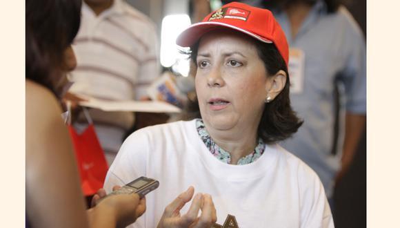 De Reparaz es la ministra número 16 en los diez años del Ministerio de Cultura (Mincul). (Foto: El Comercio)