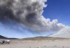 Moquegua: el volcán Ubinas inició un nuevo proceso eruptivo luego de 2 años
