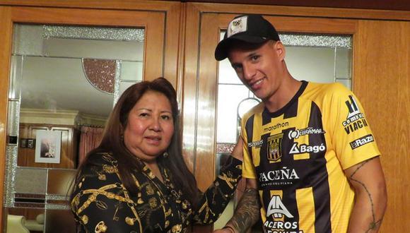 Gonzalo Godoy viene de jugar tres temporadas seguidas en Alianza Lima. (Foto: The Strongest)