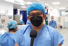 Loreto: enfermera presenta complicaciones por COVID-19 y tiene el 80% de los pulmones comprometidos | VIDEO