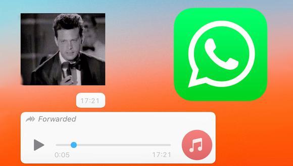 De esta manera podrás tener más stickers con audio para compartirlos en WhatsApp con tus amigos. (Foto: WhatsApp)