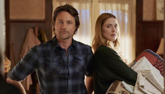 Alexandra Breckenridge y Martin Henderson regresarán como protagonistas de esta serie que está basada en las novelas homónimas de Robyn Carr (Foto: Netflix)