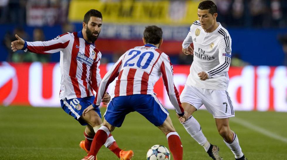 Real Madrid vs. Atlético: revive los últimos derbis en imágenes - 11