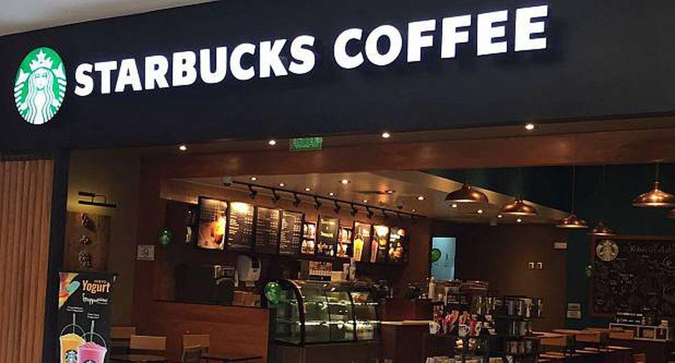 Starbucks planea abrir 12.000 locales nuevos en cinco años