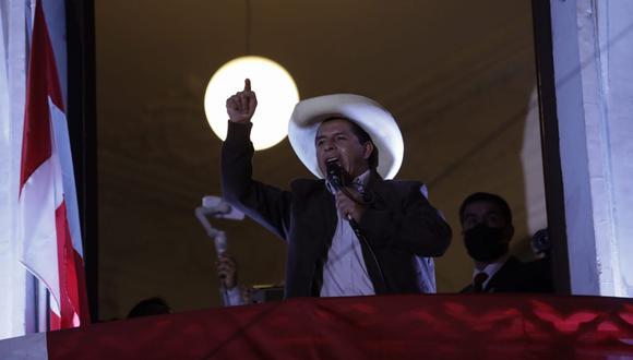 """El candidato presidencial aseguró que los comicios han probado que """"el voto que está en La Molina, en Miraflores, en San Isidro, tiene el mismo peso ciudadano y cívico igual que el que está en el último rincón del país"""". (Foto: El Comercio)"""