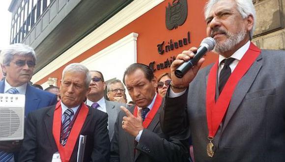 Corte Superior de Lima cuestiona traslado de terroristas