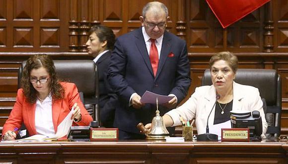 Congreso aprobó moción contra el régimen de Maduro en Venezuela