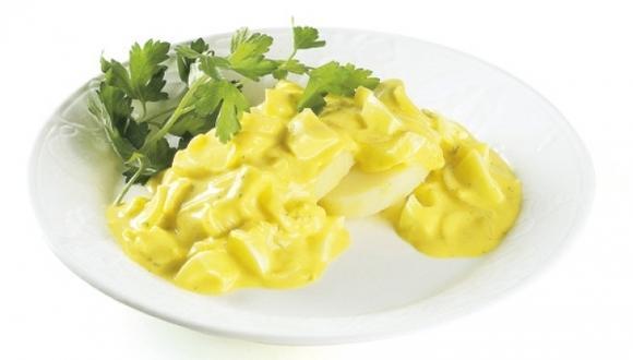 Picante de huevos