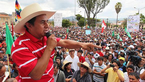 ¿Por qué Gregorio Santos lidera encuestas en Cajamarca?