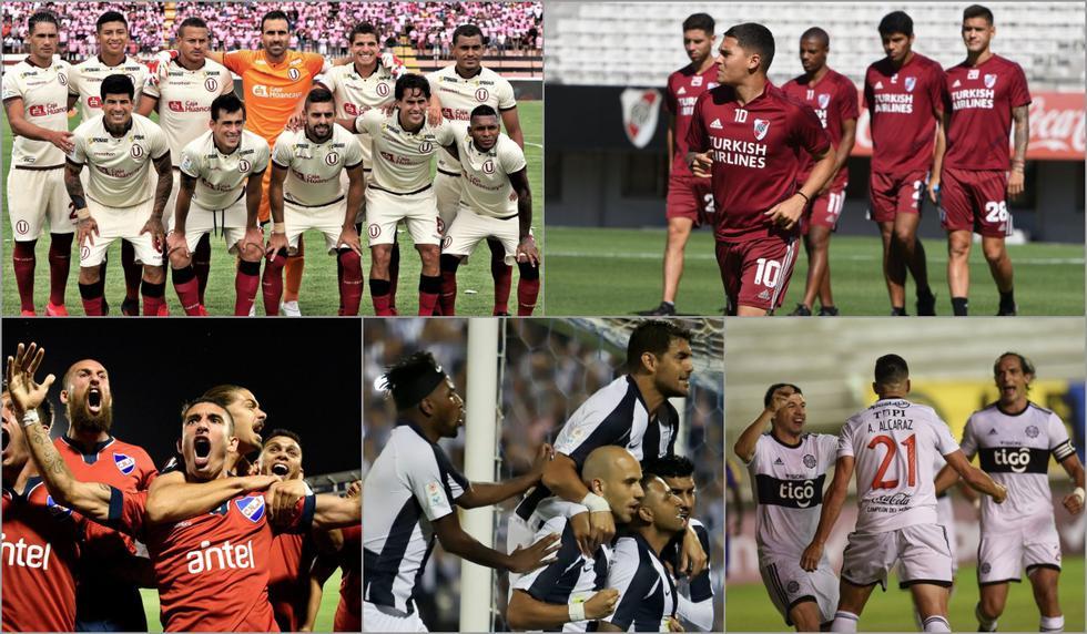 Con más de un peruano: conoce al top 20 de equipos que lideran la tabla histórica de la Copa Libertadores [FOTOS]