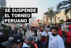 Liga 1: Fecha 7 queda suspendida tras los incidentes en las afueras del Nacional