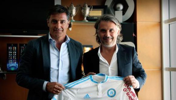 Olympique de Marsella ficha a Míchel para reemplazar a Bielsa