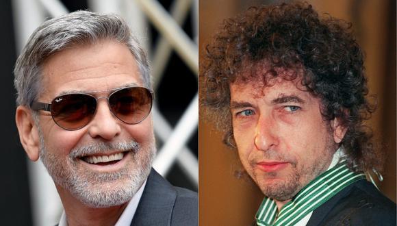 Clooney dirigirá una cinta sobre béisbol con Bob Dylan como productor. (Foto: TIZIANA FABI/JEAN-PIERRE MULLER/AFP)